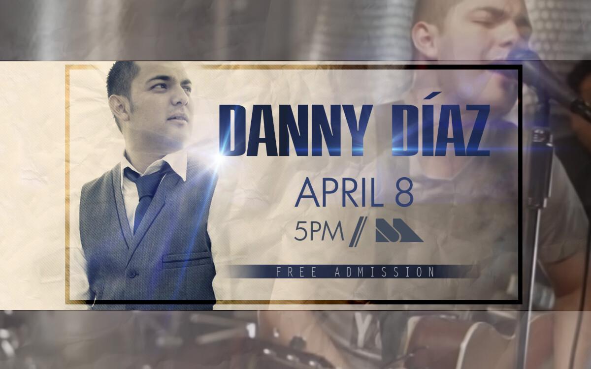 Danny Diaz @ Maranatha