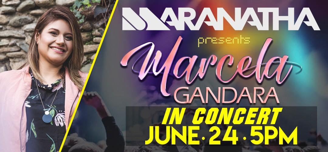 Marcela Gandara in Concert