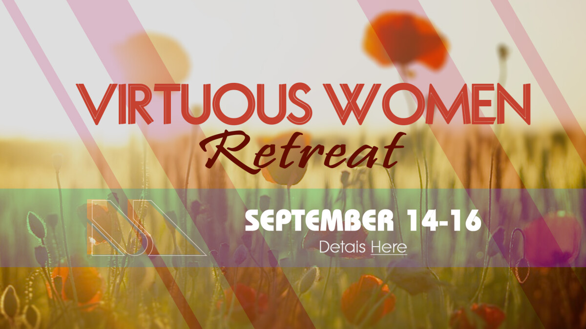 Virtuous Women Retreat